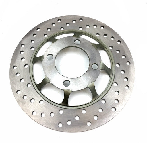 Lambretta - OutBoard Front Brake Disc Replacement Disc - Billet Type - 4 Hole