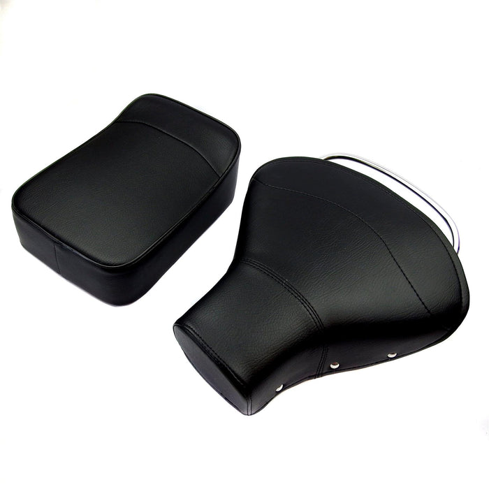 Vespa - Seat - Single - Set - VBB/VLB - Black