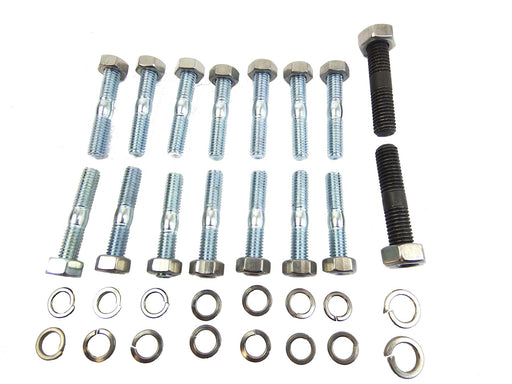 Lambretta Series 1 2 3 Li GP SX TV Chain Case Stud Nut and Washer Kit
