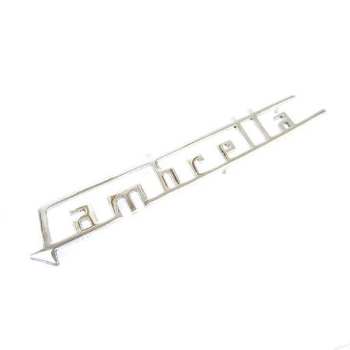 "Lambretta - Badge - Leg Shield Badge ""Lambretta"" for SX / Li Special"