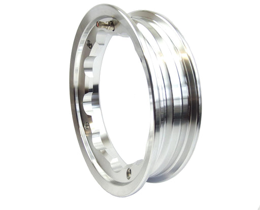 Lambretta Wheel Rim Tubeless SIP Aluminium Polished Alloy