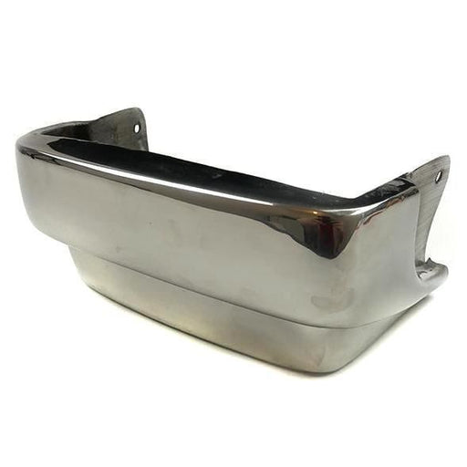 Vespa PX PE T5 Rear Mudguard - Polished Stainless Steel