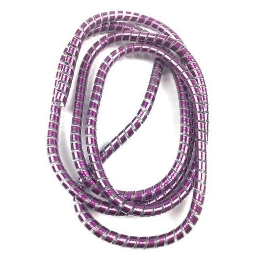 Cable Cover - Metalic Color - 1.5mx6.2mm - Purple