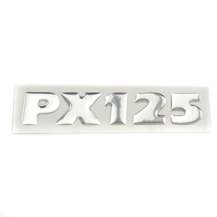Vespa - Badge - Side Panel - New PX125, LML - Resin
