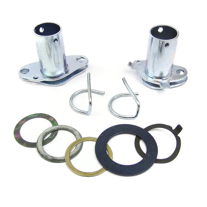 Vespa VBB VLB Throttle & Gear Pulley Kit 24mm