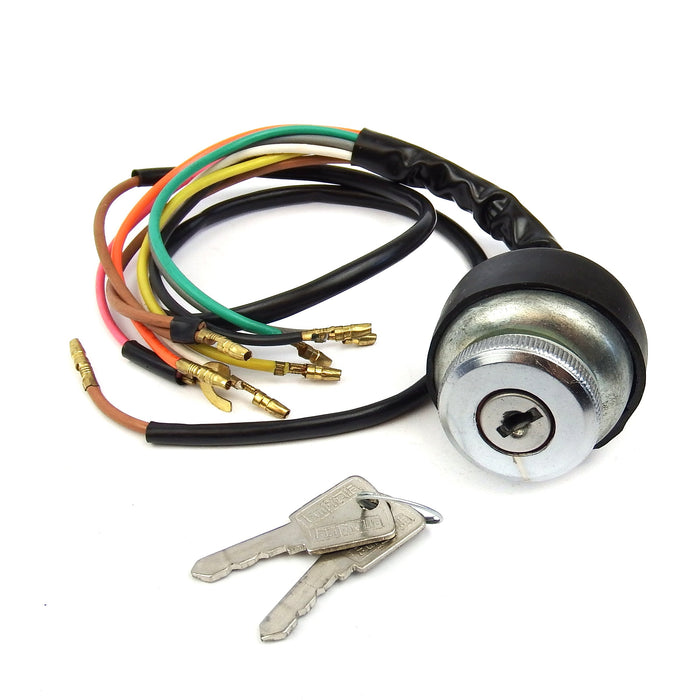 Lambretta - Ignition Switch TV - Modern Electronic Kits with DC