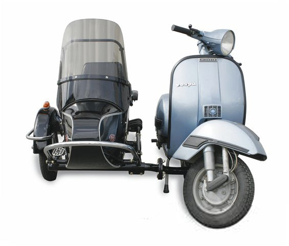 Cozy Retro Side Car for Vespa PX PE T5 Rally Super Sprint