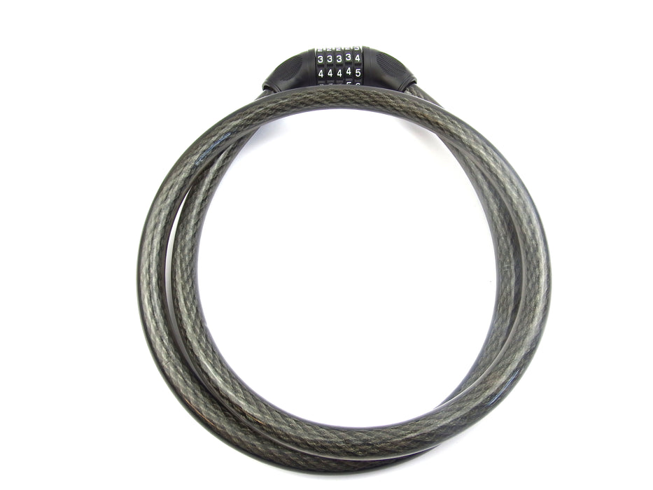 Mammoth Security Combination Cable Lock 165cm