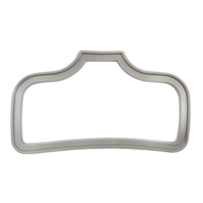 Lambretta Series Li 2 Rear Light Unit Gasket Grey - Beedspeed, Scooter Parts & Accessories For Lambretta, Vespa & More