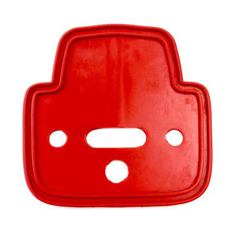 Vespa - Lamp - Rear Light Unit Gasket - Sprint/Super - Red
