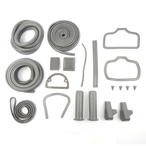 Lambretta - Rubber Kit - LI Ser.1/2 - Grey