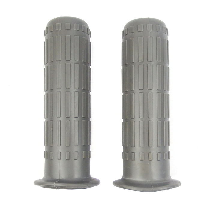 Lambretta - Twist Grips Standard - Grey - Series 2 - Dark Grey