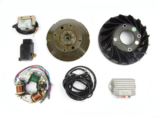 Vespa Super Sprint GT Sportique 12V AC Electronic Kit