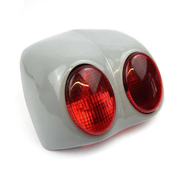 Lambretta S3 Twin Rear Light Unit