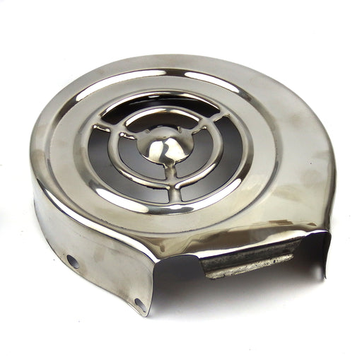 Lambretta - Flywheel - Cowling - Deep - Polished Stainless Steel