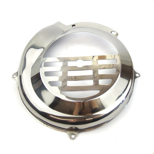 Vespa - Fly Wheel - Cowling - PK Electric Start/V50/Prim - Stainless Steel