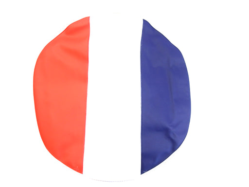 "Wheel - Spare Wheel Cover 10"" - French Colours"