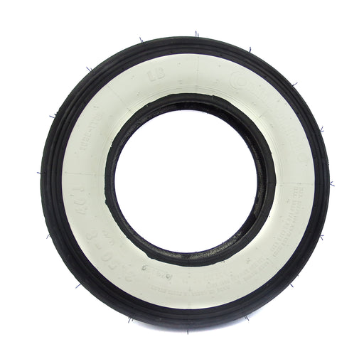 Continental - 350 X 8 - Whitewall Tyre