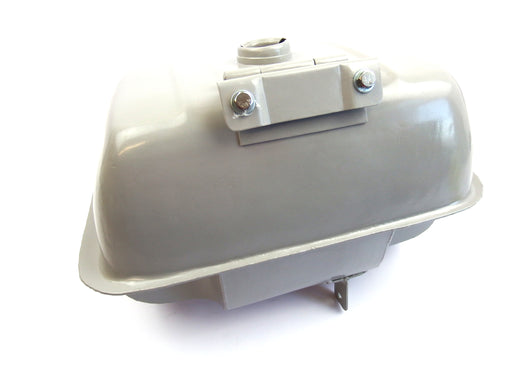 Lambretta Series 1 2 3 GP Li SX TV Mid Range Bolt In 12.5 Litre Petrol Tank with Dual Cuts TS1 Imola Big Carb