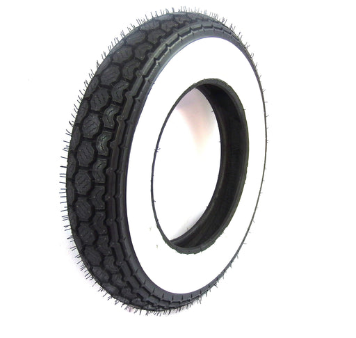 Continental - 350 X 10 - Whitewall Tyre - Beedspeed, Scooter Parts & Accessories For Lambretta, Vespa & More