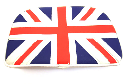 Union Jack Backrest Pad for 4 in 1 Stainless Rear Carrier
