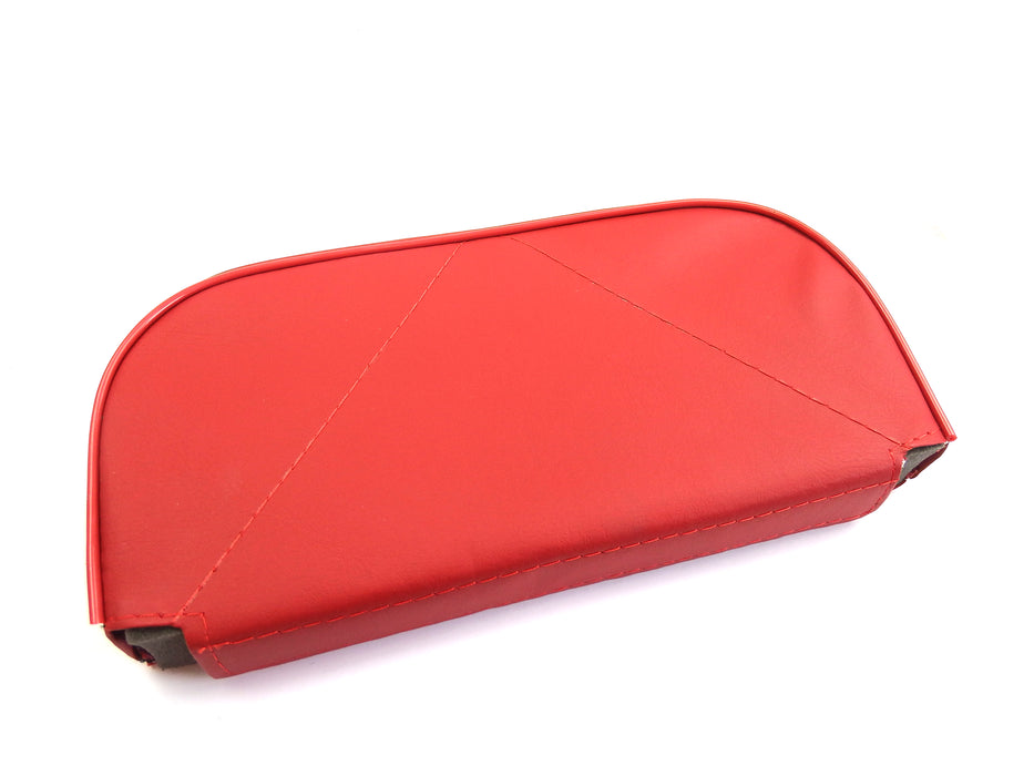 Backrest - Replacement Pad For Cuppini Carriers - Red