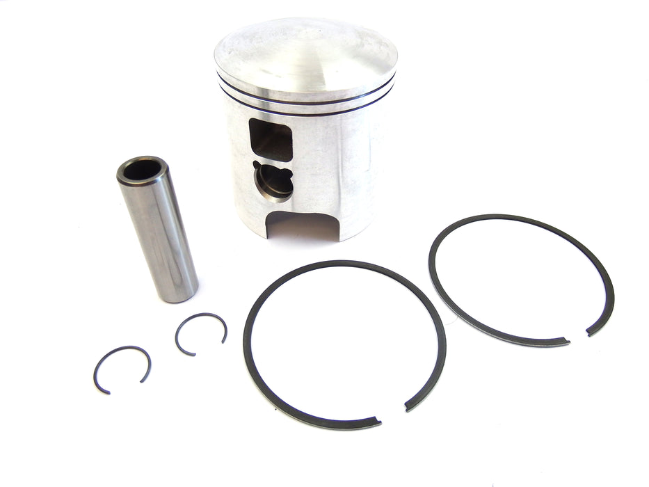 Lambretta - Piston Kit - 225cc/230cc + Oversizes - Thin Ringed