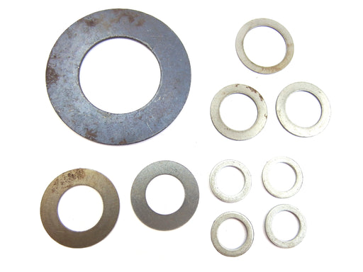 LAMBRETTA Series 3 GP LI SX TV 2mm GEARBOX SHIM Kit