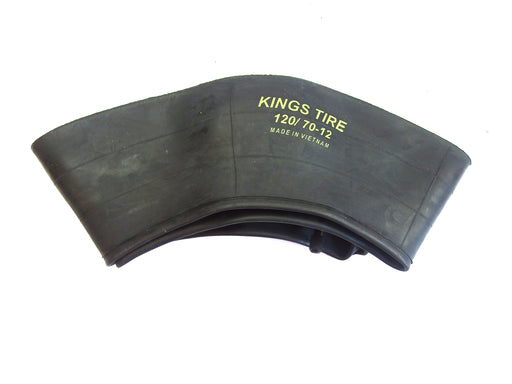 120/70 x 12 Inner Tube with 90 Degree Valve
