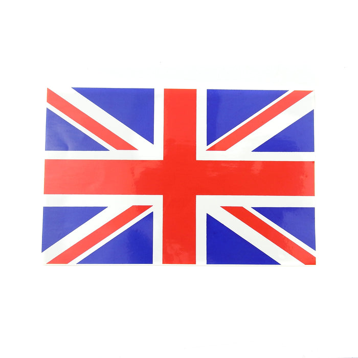 Sticker - Union Jack - Various Sizes