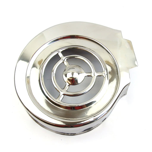 Lambretta - Flywheel - Cowling - GP Style - Polished Stainless Steel