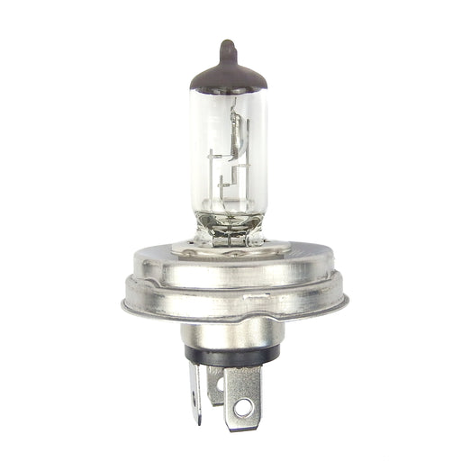 Halogen Headlight for H4 P45T models with 12V 35/35W Clear lens