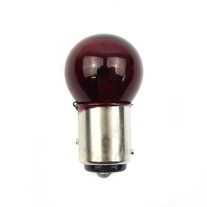 Red Rear Light Stop/Tail Offset Pins 12V 21/5W