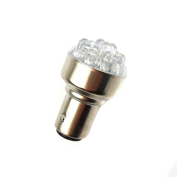 Rear Light Bulb Stop/Tail LED Offset Pins 12V 21/5WRed