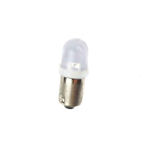 Bulb - Instrument/Pilot - BA9S - 9mm Base - 12V Large Single LED