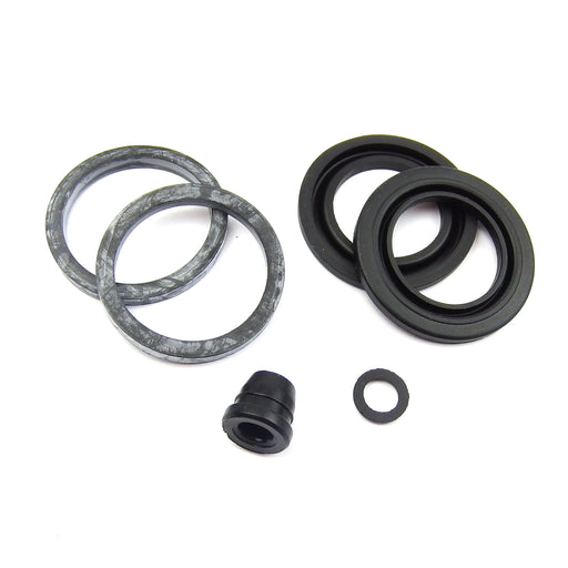 Vespa Front Hydraulic Brake Caliper Seal Kit Six Piece