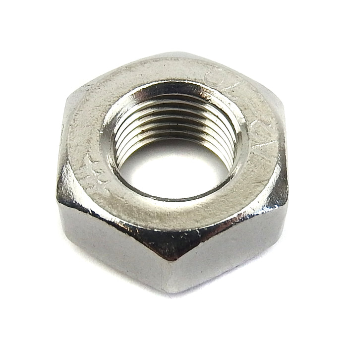 M16 x 1.5mm Pitch Nut in Stainless