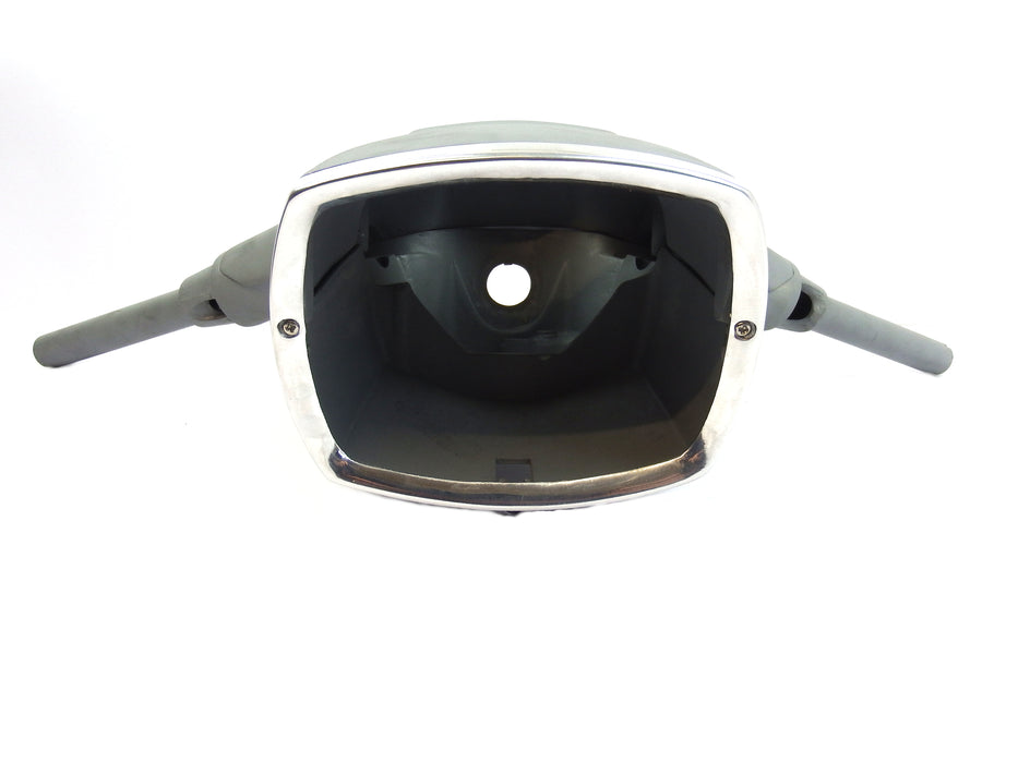 Lambretta - Dropped Headset - GP - Indian - Primered