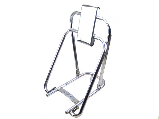 Vespa - Backrest - Flip Over - Stainless - No Pad Type - PX, PE,
