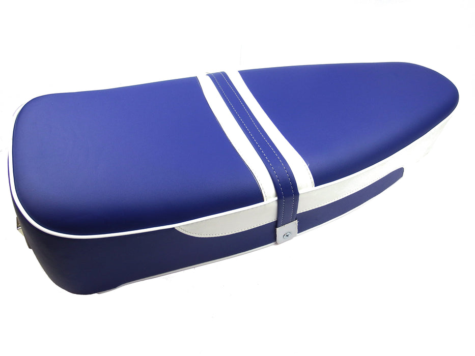Vespa - Seat - Standard - PX/PE - Two Coloured - Made To Order
