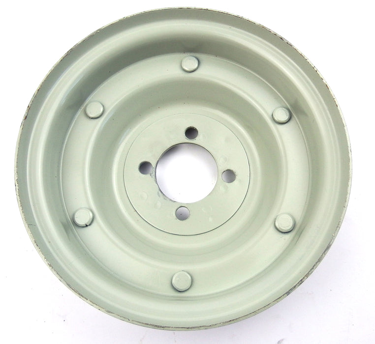 Wheel Rim Standard Vespa VBB - Primered - 3.50 x 8 - 4 Bolt
