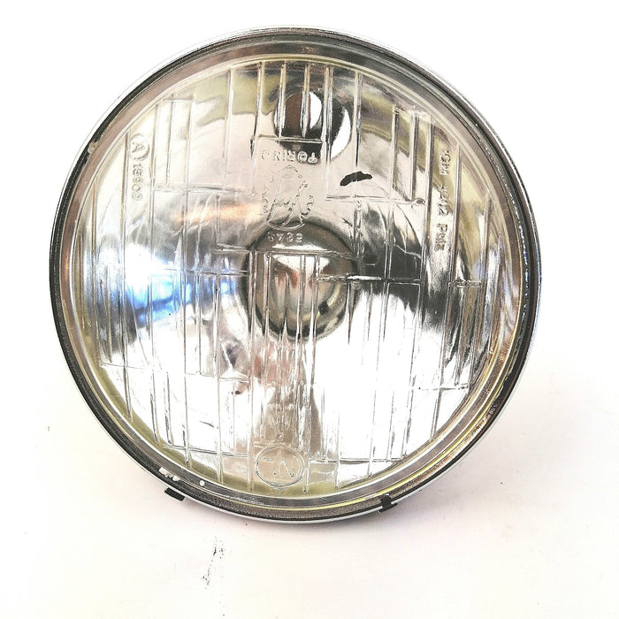 Vespa Super Sprint Primavera ET3 V100 SS90 120mm Head Lamp Headlight Unit SIEM 120mm