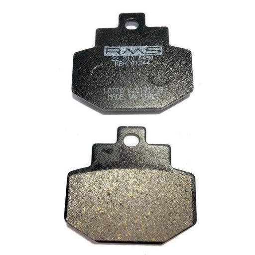 Brake Pads 22 510 0450 - Beedspeed, Scooter Parts & Accessories For Lambretta, Vespa & More