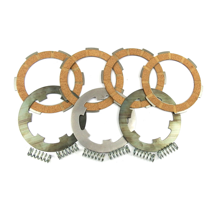 Vespa - Clutch - Plate Set - 4 - PK, FL Models - Steel