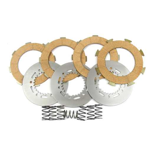 Vespa Clutch Plate Set 4 P200, T5, Rally, LML 4T