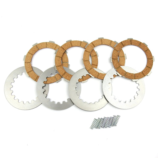 Vespa PX Cosa Disc Clutch Plate Set - Plates, Corks and Springs.