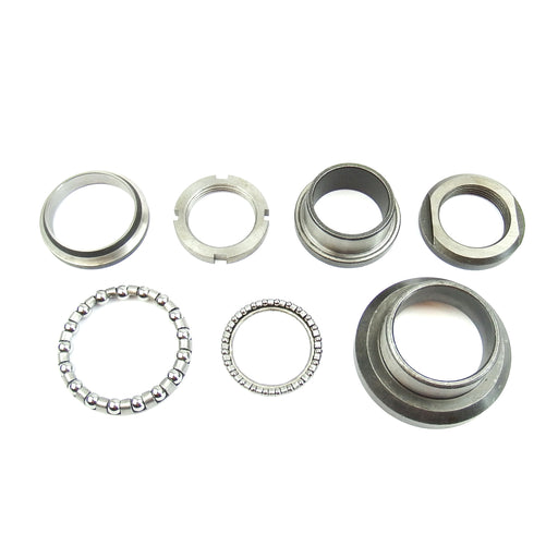 Lambretta - Bearings - Steering Bearing Full Kit, Later Series 3