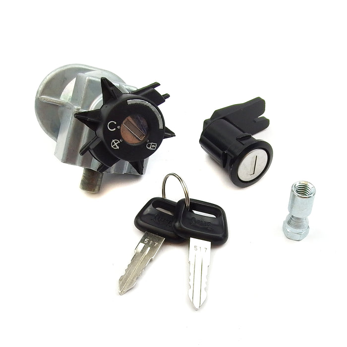 Electrical - Ign Switch And Seat Lock - Peugeot Speedfight