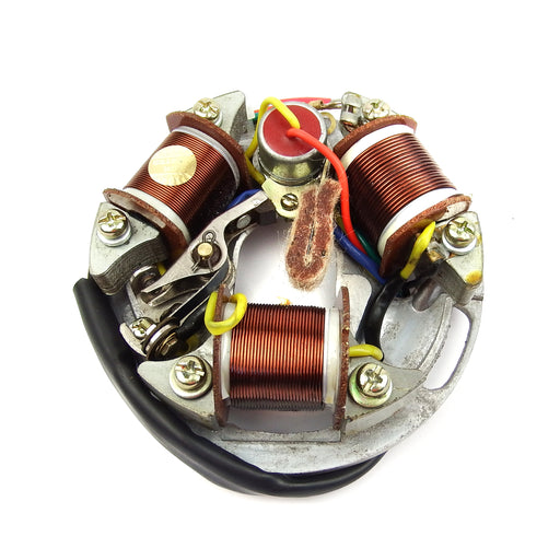 Vespa Stator Plate Super, Sprint 6V AC No Battery Bajaj