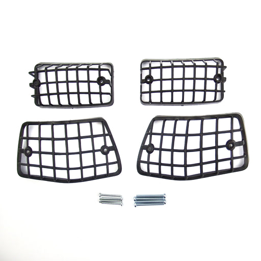 Vespa Indicator Grill Kit PX, PE, T5 Black